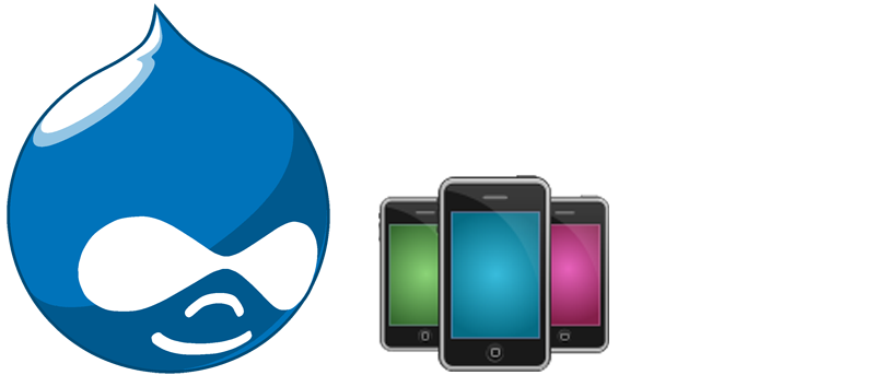 Drupal en mobiel: easy does it