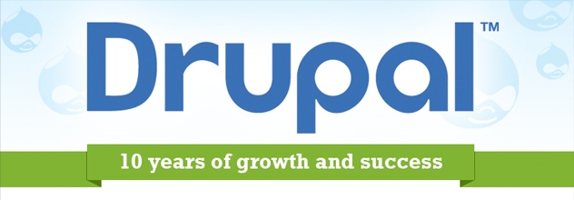Drupal's groei en succes: 'From the dorm room to the boardroom'