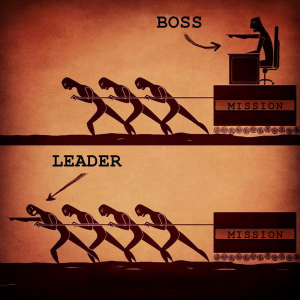 Leader only